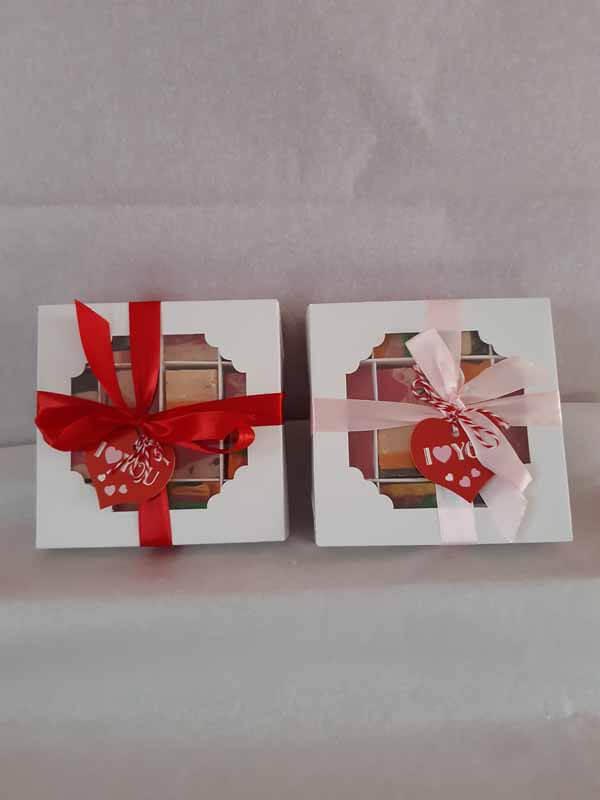 Mixed Fudge Boxes