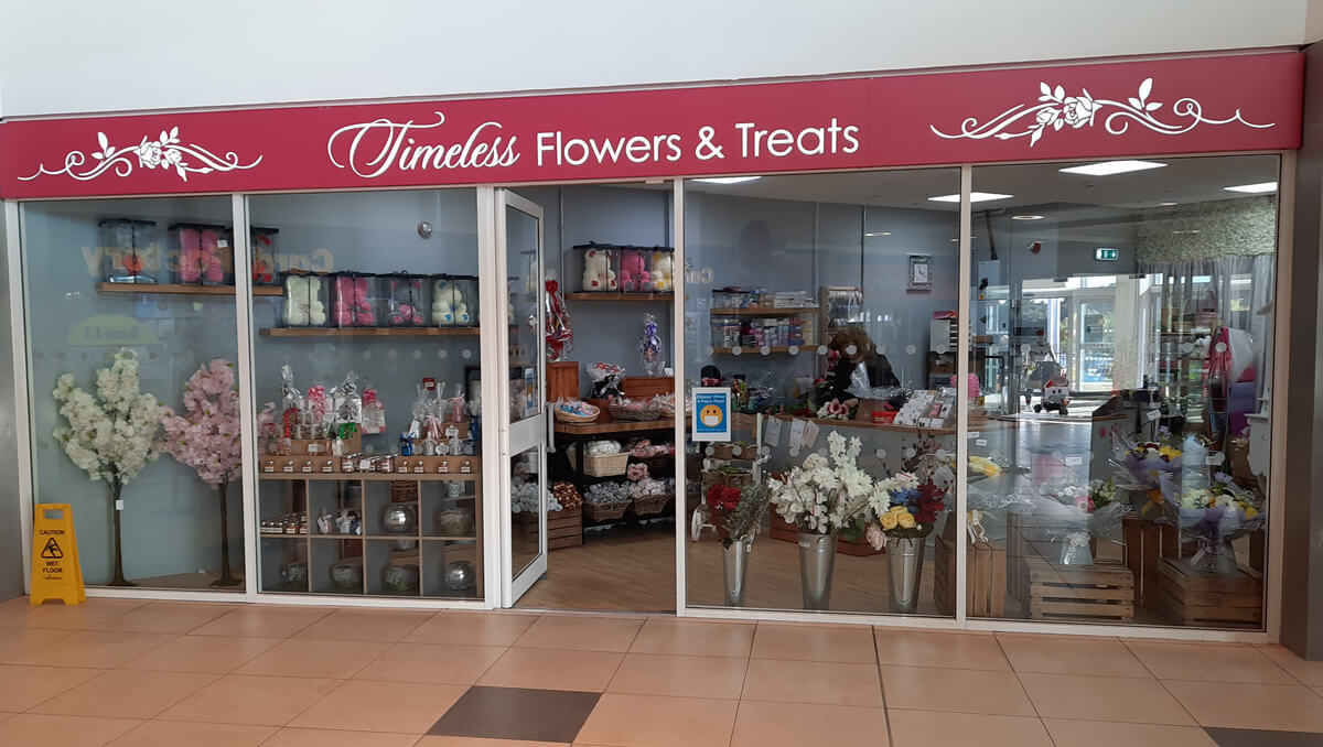 Timeless Flowers and Treats at Washington Galleries