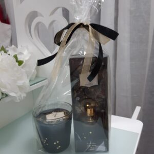 Reed Diffuser and candle Set